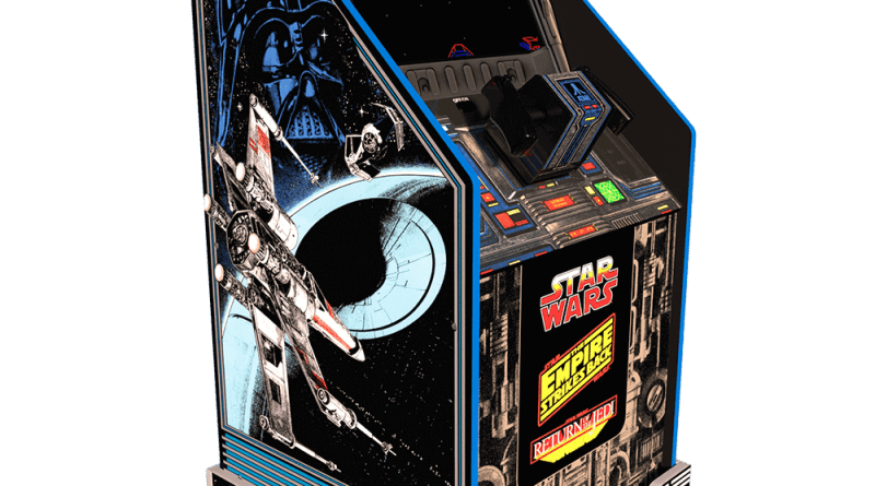 This New Star Wars Arcade Machine Is Available to Pre-Order 14
