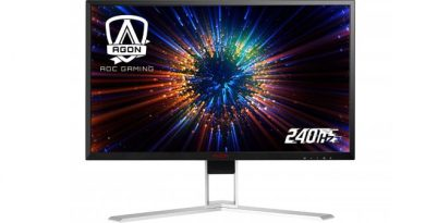 AOC's New Displays Feature 240Hz Refresh Rates, 0.5ms Response Times 2