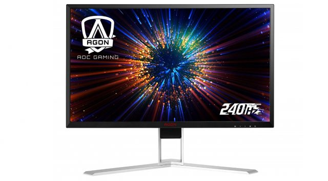 AOC's New Displays Feature 240Hz Refresh Rates, 0.5ms Response Times 1