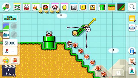 Super Mario Maker 2 Is a Celebration of Mario at His Best 8