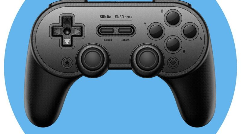 8BitDo's New SN30 Pro+ Controller Is Even Better Than Nintendo's OG 10