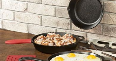 Replace Your Old Nonstick Pans With This Lodge Cast-Iron Set for $50 3