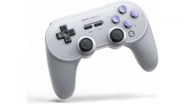 At a Glance: 8Bitdo SN30 Pro+ Review 6