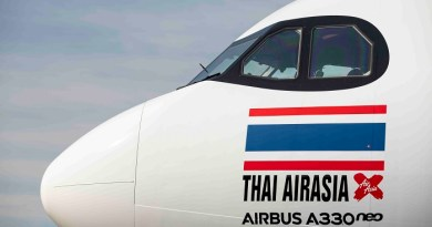 AirAsia welcomes first A330neo to Thailand fleet 4