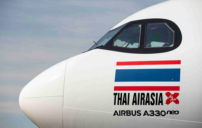 AirAsia welcomes first A330neo to Thailand fleet 1