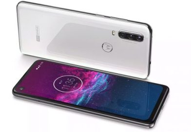 The Motorola One Action Wants to Be a GoPro Smartphone