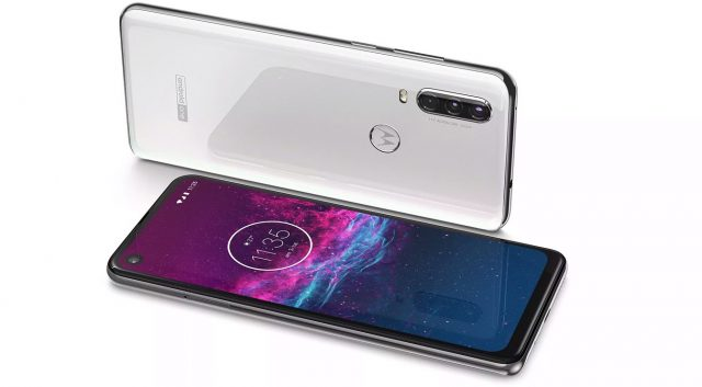 The Motorola One Action Wants to Be a GoPro Smartphone 4