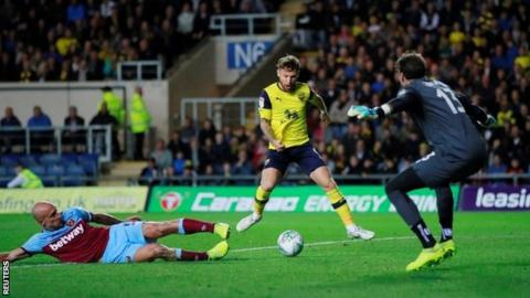 Oxford United 4-0 West Ham: League One side pull off shock 17