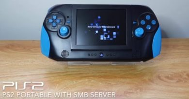 Meet the PiS2: A PS2 Portable Built with a Raspberry Pi 2 Server 5