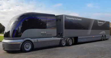 Hyundai Makes the Case for Fuel Cell Trucks With Gorgeous HDC-6 Neptune 4