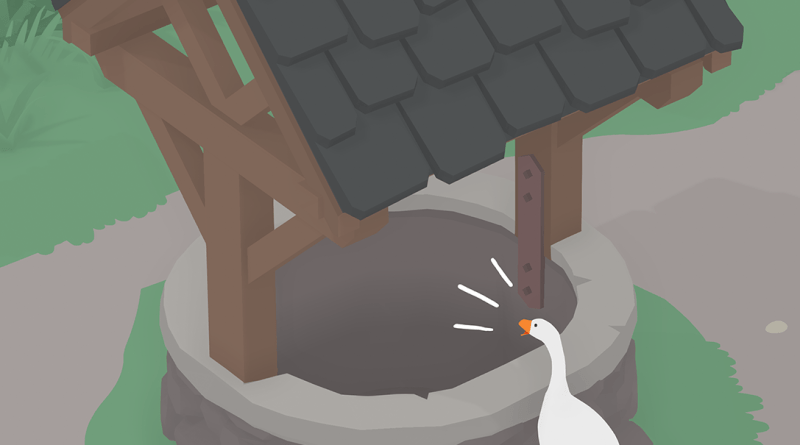 Untitled Goose Game Is the Most Joyful Video Game of the Year 1