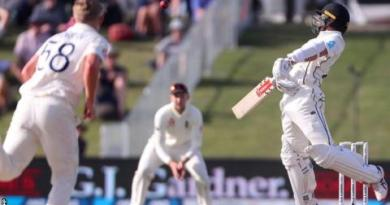 England in New Zealand: Sam Curran stars on day two in Mount Maunganui 1