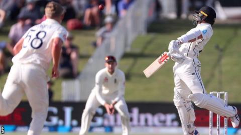 England in New Zealand: Sam Curran stars on day two in Mount Maunganui 14