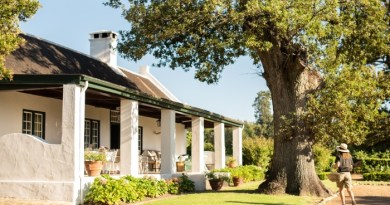 Boschendal to welcome new tented camp in early 2020 2