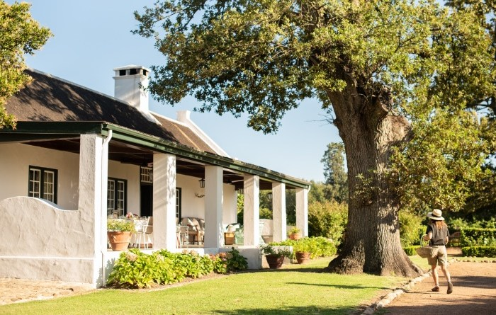 Boschendal to welcome new tented camp in early 2020 9