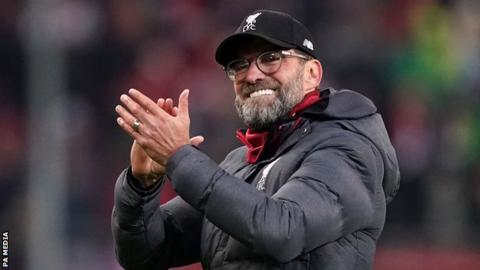 Jurgen Klopp signs new Liverpool deal until 2024 6
