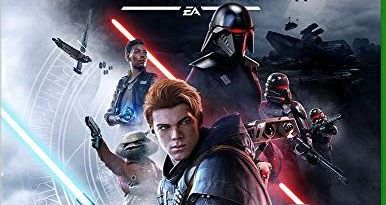 John Boyega Talks Superheroes and Takes on Stormtroopers While Playing Star Wars Jedi: Fallen Order 4
