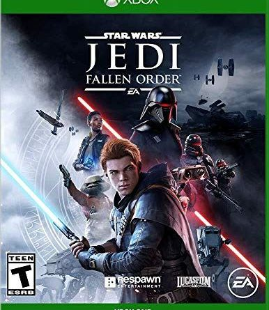 John Boyega Talks Superheroes and Takes on Stormtroopers While Playing Star Wars Jedi: Fallen Order 1