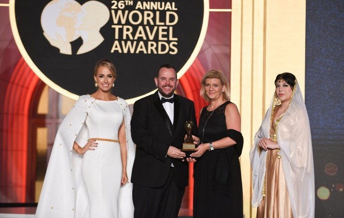 DFDS defends global title at World Travel Awards 9