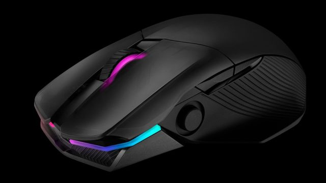 Asus Chakram Gaming Mouse Sports a Programmable Joystick 7