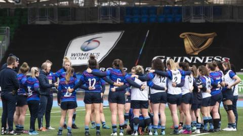 Women's Six Nations: Scotland v France postponed after home player tests positive for coronavirus 4