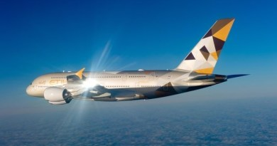 Etihad to expand flight schedule from Sunday 2