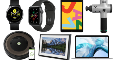 ET Mother's Day Deals: $100 Off Apple Watch Series 5, Apple AirPods w/ Charging Case $135, $250 Off Meural Canvas Digital Photo Frame 2