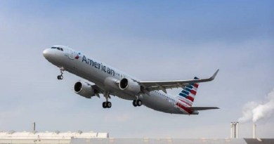 American Airlines falls to $2.2b loss in first quarter 2