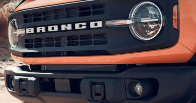 The 2021 Ford Bronco Is Back After 25 Years to Kick Ass and Turn Heads 1