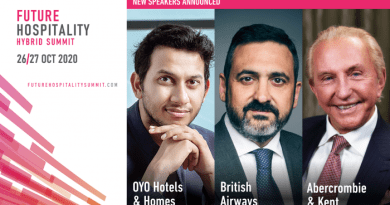 New speakers unveiled for Future Hospitality Summit 4