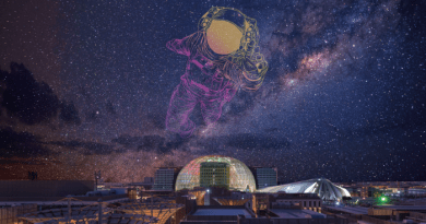 Expo 2020 kicks off thematic programming with virtual Space Week 1
