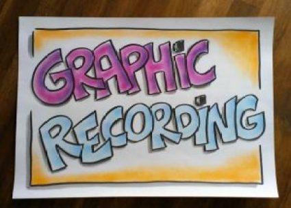 Graphic Recording stilaufganzerlinie