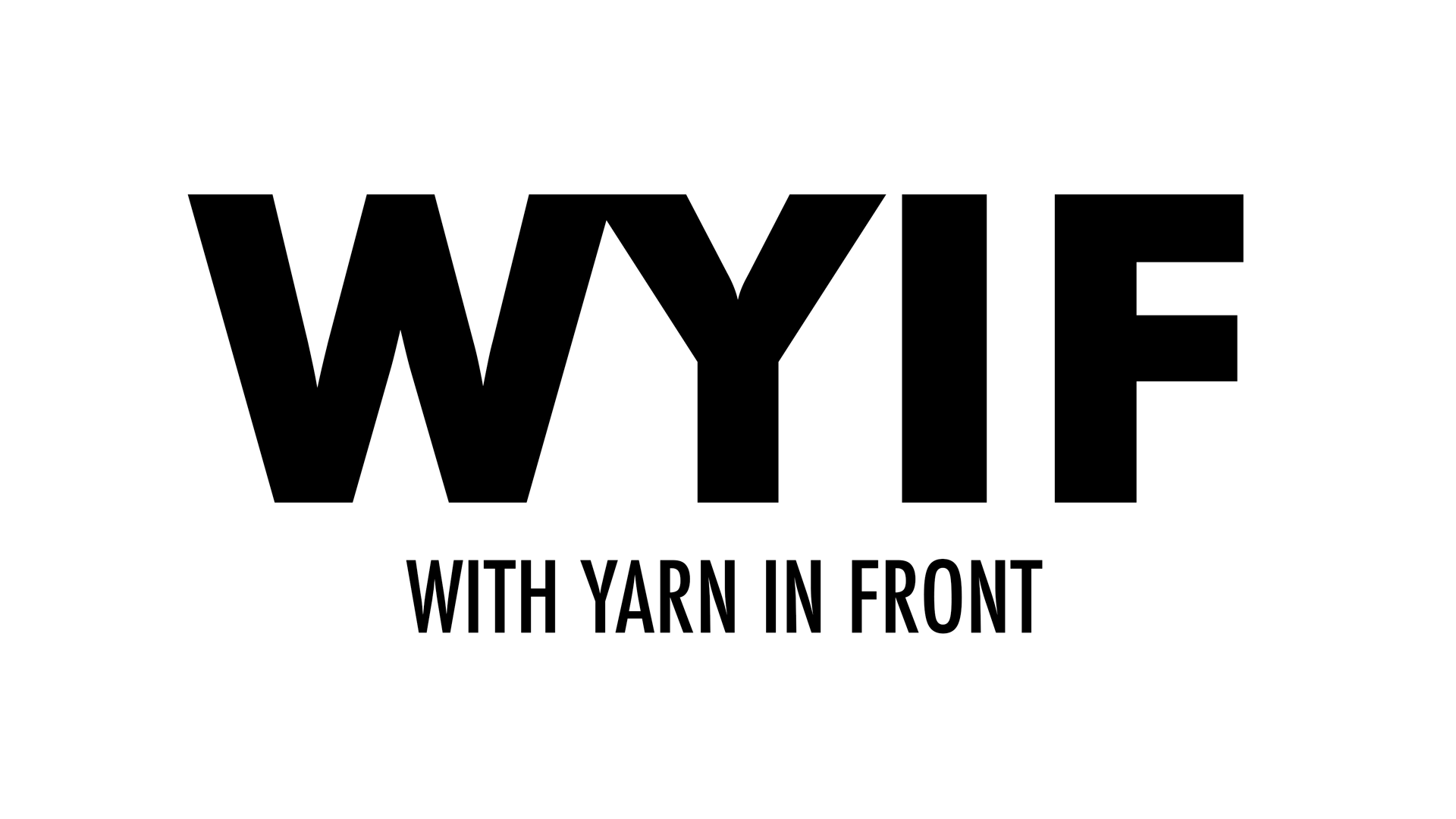 With Yarn in Front (wyif) :: Knitting :: New Stitch a Day