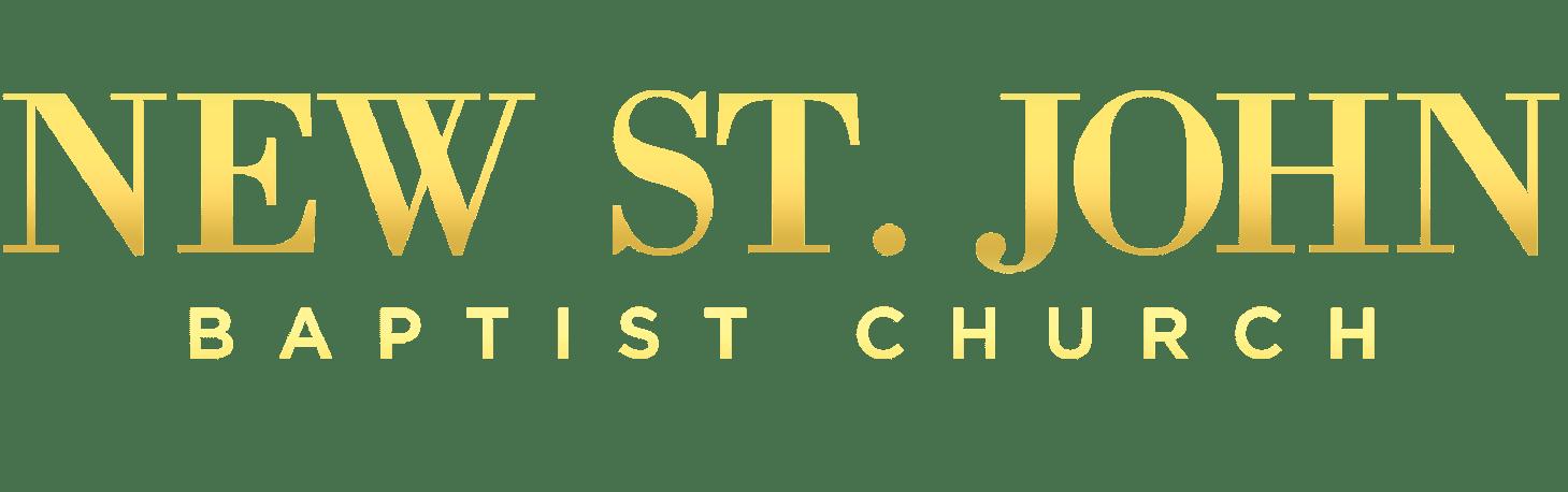 New St. John Baptist Church
