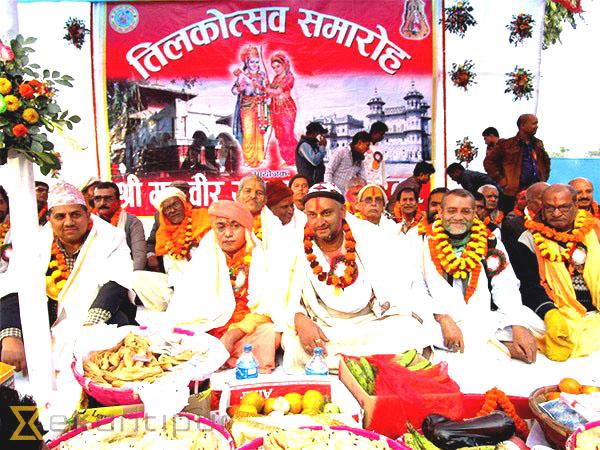 जनकपुरमा रामजानकी विवाह महोत्सवको रौनक