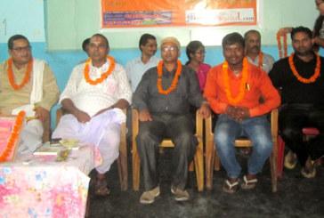 मैथिलीको स्थान सुश्चित गराउन मिथिला पार्टी आवश्यक छः मिश्र