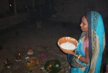 मधेशका जिल्लाहरुमा आज चौरचन पर्व मनाईदै