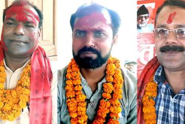 सप्तरीमा राजपा र फोरम नेतासहित दर्जनौं एमालेमा प्रवेश