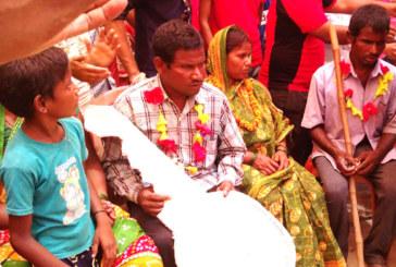 प्रवाहापट्टि टोलका तीन दृष्टिविहिन परिवारले पाए पक्की घर (फोटो फिचर समेत)