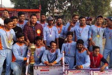 प्रदेशस्तरीय क्रिकेटको उपाधीमाथि सप्तरीको कब्जा