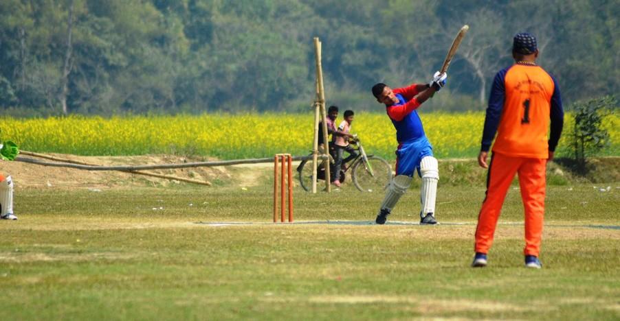 गजेन्द्र नारायण सिंह स्मृति क्रिकेटमा कोईलाडी र तोपा विजयी