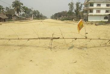 काेराेना प्रभाव : स्थानीयद्वारा हुलाकी राजमार्ग अवरुद्ध (भिडियोसहित)