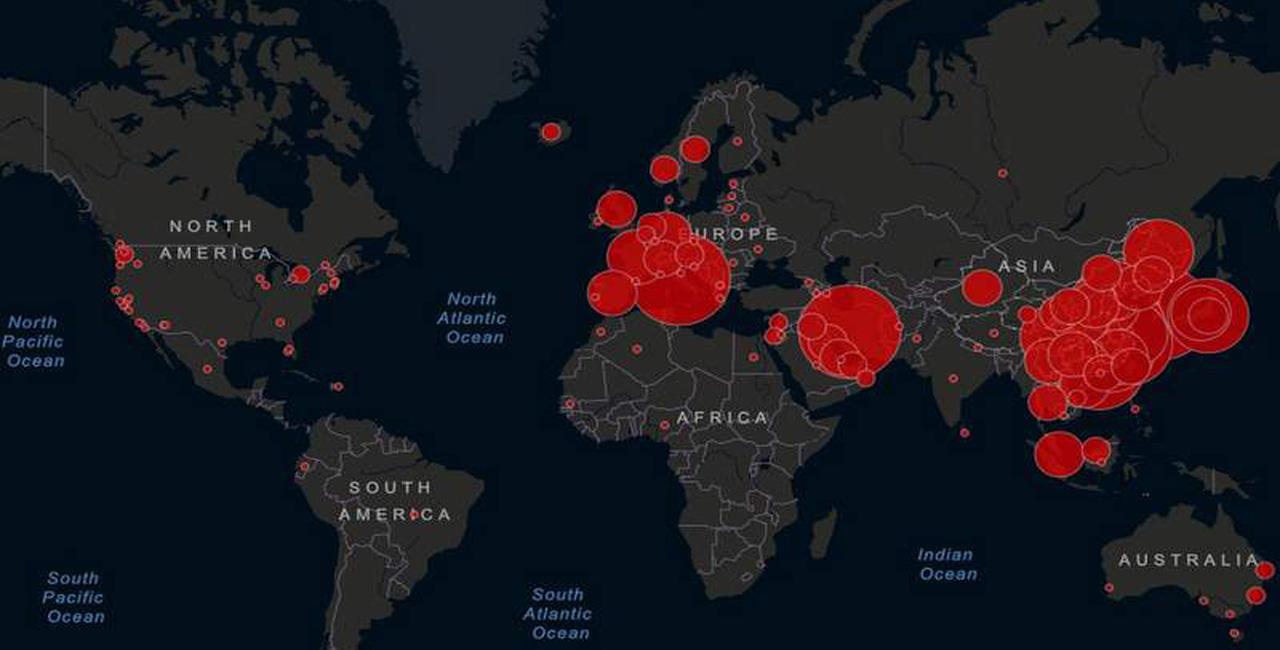 कोरोना भाइरस: विश्वभरि २१ हजार २९३ को मृत्यु, इटाली र स्पेनमा भयावह