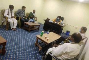 पुर्व मन्त्रीसहितको टोलीद्वारा नदिजन्य समस्या समधान गर्न प्रदेश सरकारसँग माग