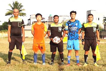 अन्तर प्रदेशस्तरीय फुटबल प्रतियोगितामा झुम्का विजयी