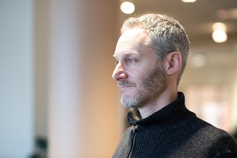 Professor Josh Bongard