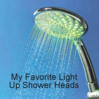 Light Up Shower Head  News To Review
