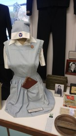 World War II nurses uniform