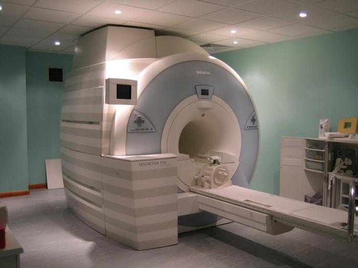 מכונת MRI. לא מקום אידיאלי לשעת סיפור.