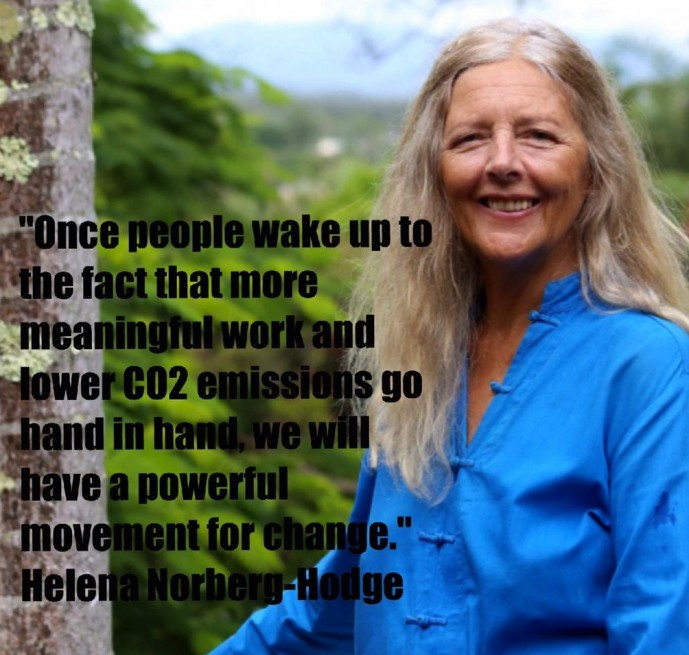 Image result for Helena Norberg-Hodge
